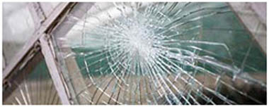 Armthorpe Smashed Glass